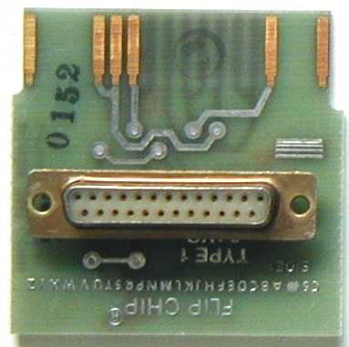 Digital Equipment Corp DEC H8575-A MMJ to DB25 female adapter